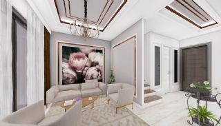 Apartments with Quality Workmanship in Mahmutlar Alanya, Interior Photos-17