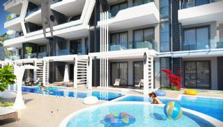 Luxury Real Estate in a Few Steps from the Sea in Alanya, Alanya / Kargicak - video