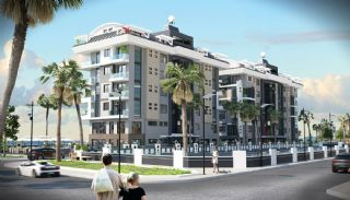 Luxury Real Estate in a Few Steps from the Sea in Alanya, Alanya / Kargicak