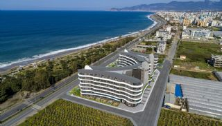 Luxurious Apartments with Sea View in Kargicak Alanya, Alanya / Kargicak - video