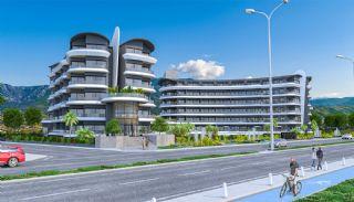 Lyxiga Lägenheter med Havsutsikt i Kargicak Alanya, Alanya / Kargicak - video