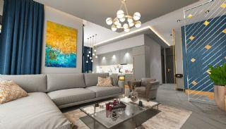 Lyxiga Lägenheter med Havsutsikt i Kargicak Alanya, Interiör bilder-1