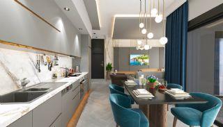 Lyxiga Lägenheter med Havsutsikt i Kargicak Alanya, Interiör bilder-4