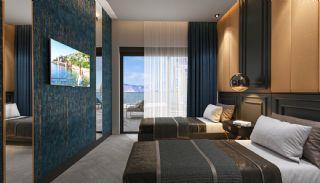 Lyxiga Lägenheter med Havsutsikt i Kargicak Alanya, Interiör bilder-5