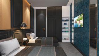 Lyxiga Lägenheter med Havsutsikt i Kargicak Alanya, Interiör bilder-6