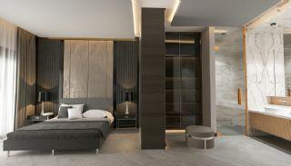 Lyxiga Lägenheter med Havsutsikt i Kargicak Alanya, Interiör bilder-7