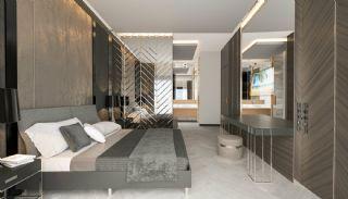 Lyxiga Lägenheter med Havsutsikt i Kargicak Alanya, Interiör bilder-8