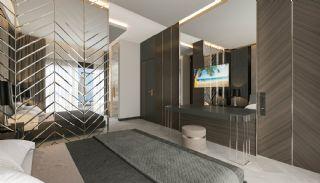 Lyxiga Lägenheter med Havsutsikt i Kargicak Alanya, Interiör bilder-9