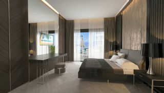 Luxurious Apartments with Sea View in Kargicak Alanya, Interior Photos-10