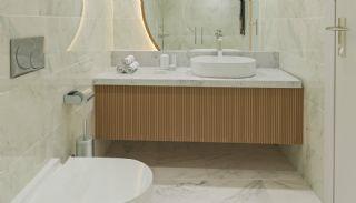Lyxiga Lägenheter med Havsutsikt i Kargicak Alanya, Interiör bilder-11