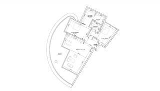 Lyxiga Lägenheter med Havsutsikt i Kargicak Alanya, Planritningar-20
