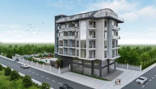 Investment Apartments 100 mt to the Sea in Kargicak Alanya, Alanya / Kargicak - video