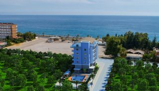 Investitionswohnungen 100 mt zum Meer in Kargicak Alanya, Alanya / Kargicak
