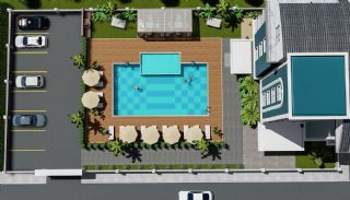 Investment Apartments 100 mt to the Sea in Kargicak Alanya, Property Plans-7