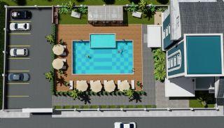 Investitionswohnungen 100 mt zum Meer in Kargicak Alanya, Immobilienplaene-7