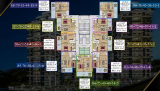 Real Estate with Fantastic Features in Mahmutlar Alanya, Property Plans-3
