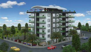 Appartements à Vendre à Prix Abordable à Alanya, Alanya / Avsallar