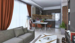 Affordably-Priced Apartments for Sale in Alanya Avsallar, Interior Photos-4