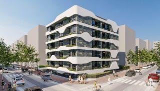 Nouveaux Immobiliers à 250 M de la Mer Au Centre d'Alanya, Alanya / Centre