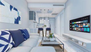 Nouveaux Immobiliers à 250 M de la Mer Au Centre d'Alanya, Photo Interieur-7