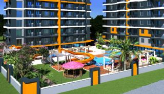 Appartements Centraux à 300 M de la Mer à Mahmutlar Alanya, Alanya / Mahmutlar - video