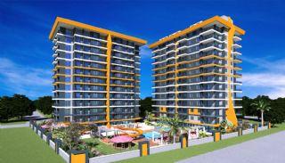 Appartements Centraux à 300 M de la Mer à Mahmutlar Alanya, Alanya / Mahmutlar