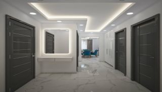 Appartements Centraux à 300 M de la Mer à Mahmutlar Alanya, Photo Interieur-10