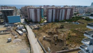 New Flats 700 mt to the Sea in Mahmutlar Alanya, Construction Photos-1