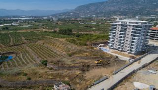 New Flats 700 mt to the Sea in Mahmutlar Alanya, Construction Photos-4
