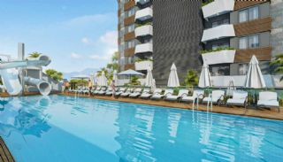 New Flats 700 mt to the Sea in Mahmutlar Alanya, Alanya / Mahmutlar - video