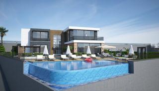 Alanya Kargıcak'ta Deniz Manzaralı Ultra Lüks Villalar, Alanya / Kargıcak - video
