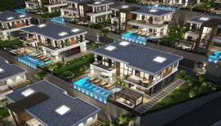 Ultra-luxe villa's met zeezicht in Kargicak Alanya, Alanya / Kargicak