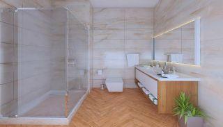 Nya lägenheter sammanflätade med naturen i Alanya Avsallar, Interiör bilder-3
