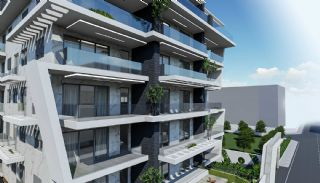Creative Designed Apartments with Sea View in Alanya, Alanya / Kestel - video