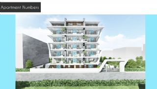 Creative Designed Apartments with Sea View in Alanya, Property Plans-8