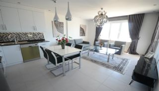 New Flats in Alanya Mahmutlar Walking Distance to Beach, Interior Photos-11