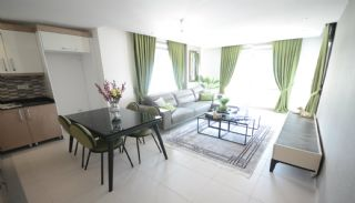 New Flats in Alanya Mahmutlar Walking Distance to Beach, Interior Photos-5