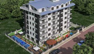 Nya lägenheter 500 meter till stranden i Mahmutlar Alanya, Alanya / Mahmutlar - video