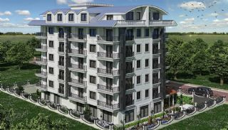 Nya lägenheter 500 meter till stranden i Mahmutlar Alanya, Alanya / Mahmutlar