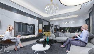Nya lägenheter 500 meter till stranden i Mahmutlar Alanya, Interiör bilder-1