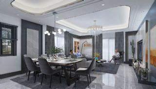 Nya lägenheter 500 meter till stranden i Mahmutlar Alanya, Interiör bilder-2