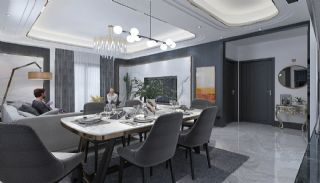 Nya lägenheter 500 meter till stranden i Mahmutlar Alanya, Interiör bilder-3