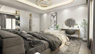 Nya lägenheter 500 meter till stranden i Mahmutlar Alanya, Interiör bilder-8
