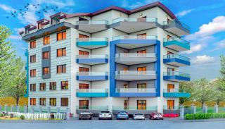 Brand New Flats in Alanya 200 mt to Mahmutlar Center, Alanya / Mahmutlar - video