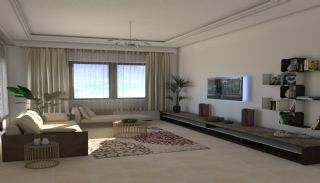 Brand New Flats in Alanya 200 mt to Mahmutlar Center, Interior Photos-3