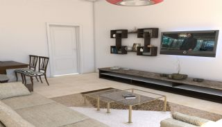 Brand New Flats in Alanya 200 mt to Mahmutlar Center, Interior Photos-4