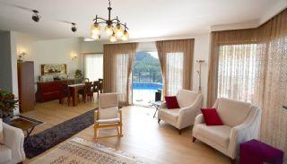 Triplex Villa met Zee en Fort in Alanya, Interieur Foto-9