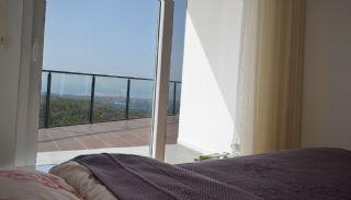 Triplex Villa met Zee en Fort in Alanya, Interieur Foto-6