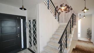 Triplex Villa met Zee en Fort in Alanya, Interieur Foto-13