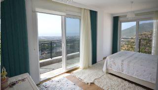 Triplex Villa met Zee en Fort in Alanya, Interieur Foto-7
